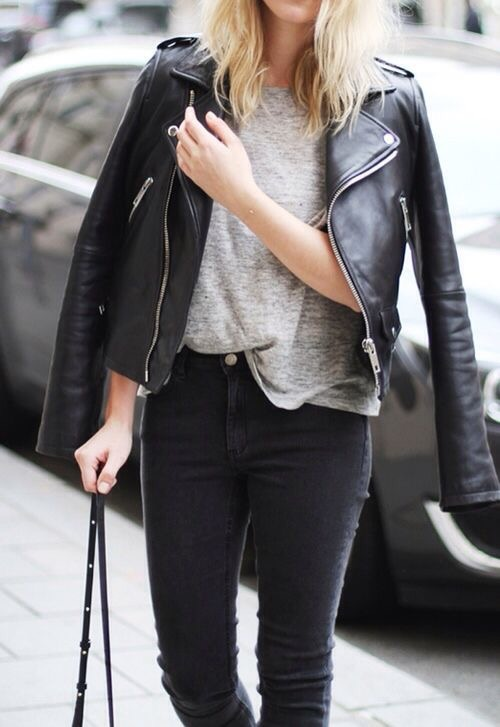 Airport Style leather