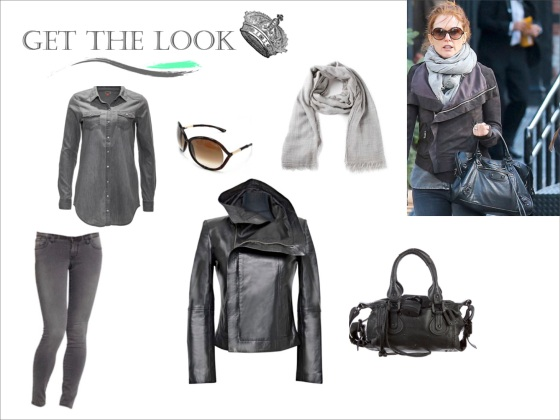 Get the look Jullianne Moore