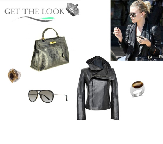 Get The Look - Ashley Olson