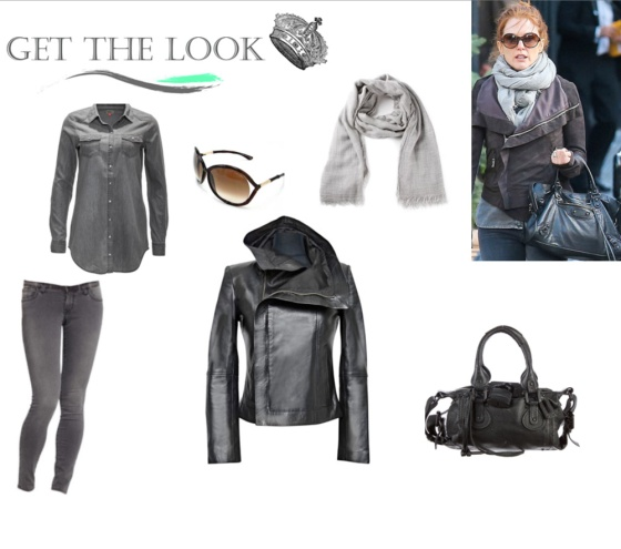 Get The Look - Julianne M