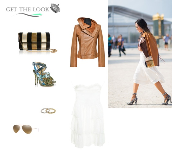 Get the look - Maria Walewska